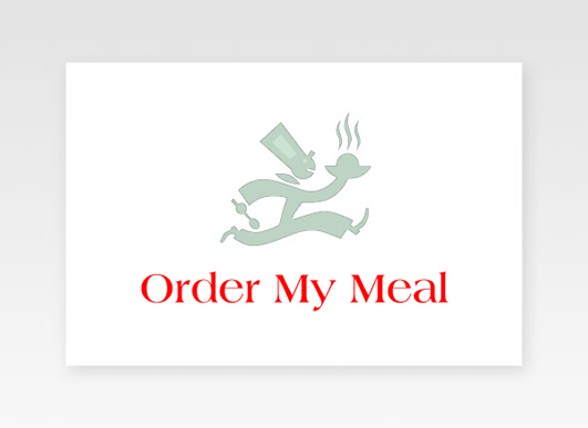 Order my Meal Logo