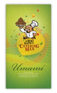 Umami Hanging Card