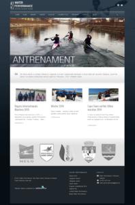 Qtaer Performance Website