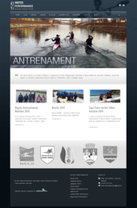 Water Performance Site Web Club Nautic