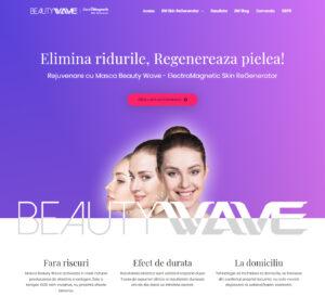 eliminarearidurilor.ro Site Web Prezentare